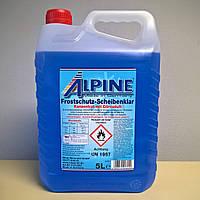 Alpine зимний стеклоочиститель концентрат -70 (5 л.), фото 1