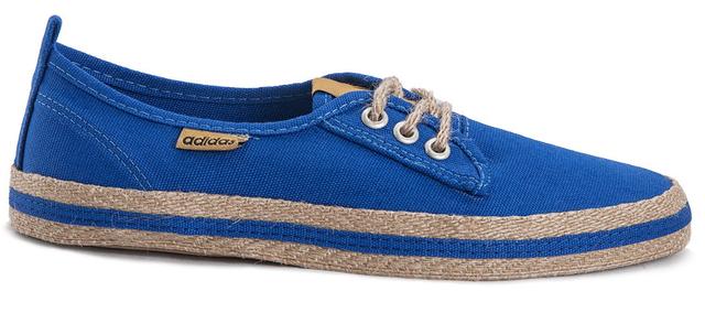 Балетки Adidas Neolina Canvas (blue) - 08z  оригинал