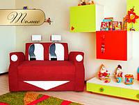 Кровать детская Паровозик Томас ТМ МКС