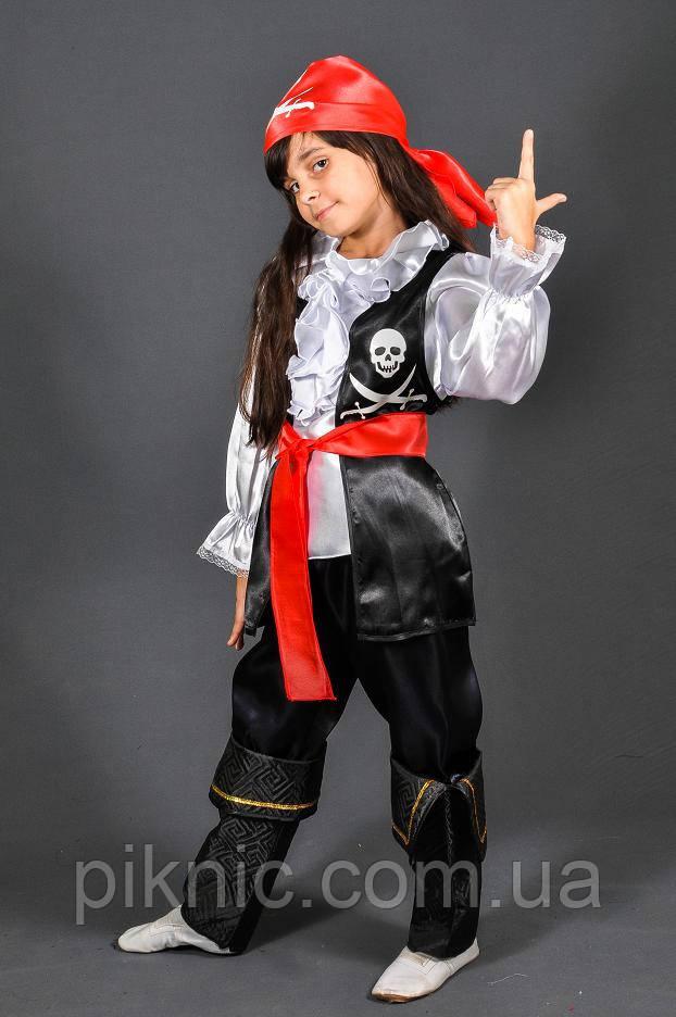 Костюмы на новый год девочка пиратка