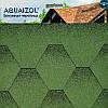 Акваизол Мозаика Альпийский луг Битумная черепица (3 м2/уп)
