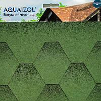 ОПТ - Акваизол Мозаика Альпийский луг Битумная черепица (3 м2/уп)