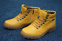 Мужские зимние модные ботинки