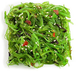 Салаты и водоросли