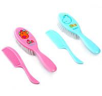 Щëтки и расчëски для волос (возраст 0m+) BabyOno 565