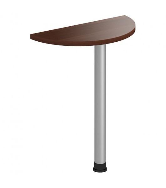 Стол приставной (600хR300х750мм) МГ-301 ТМ AMF