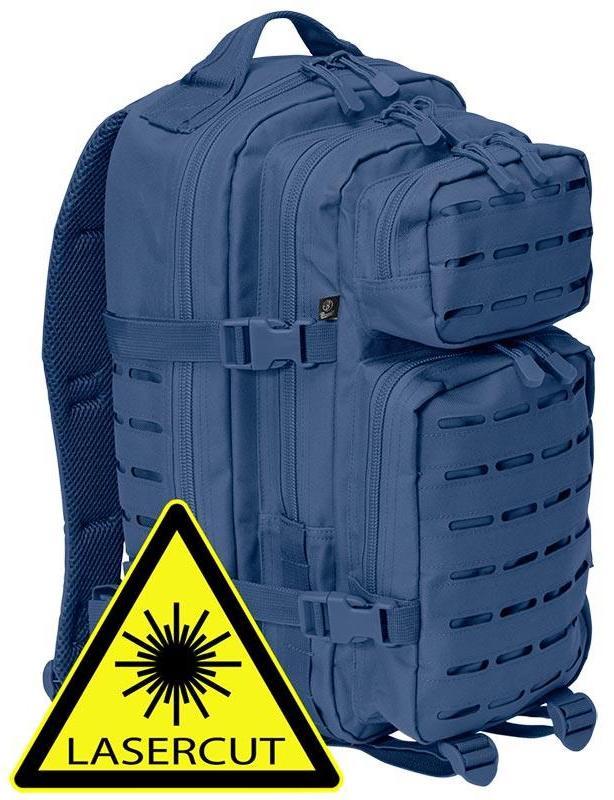Рюкзак Brandit US Cooper Lasercut medium NAVY 8023NV Синий 25 л