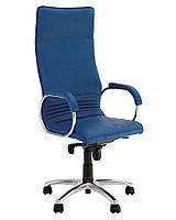 Кресло для руководителей ALLEGRO steel chrome