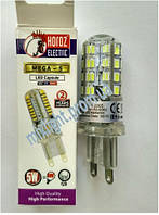 Светодиодная лампа G9 5W 6400K HL 458L силикон