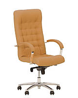 Кресло для руководителей LORD steel chrome