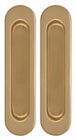 Ручка для раздвижных дверей Armadillo SH010-SG-1 матовое золото
