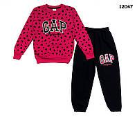 Теплый костюм Gap для девочки. 5, 6, 7 лет, фото 1