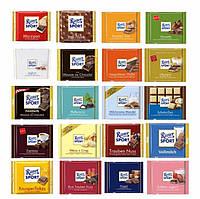 Ritter Sport шоколад в ассортименте 100 гр