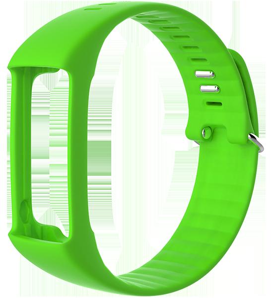 Змінний силіконовий браслет Polar A360 Green