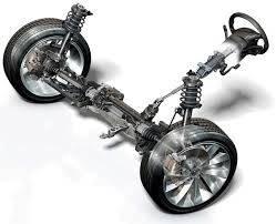 Подвеска и рулевое управление ВАЗ 2108-21099, 2110-2112, 2113-2115