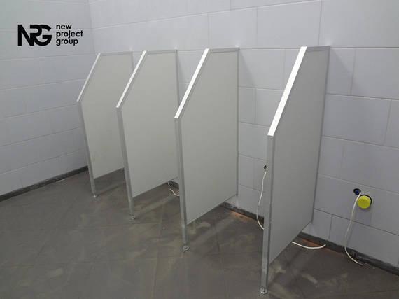 Писсуарные перегородки ЭКОНОМ (16 мм)
