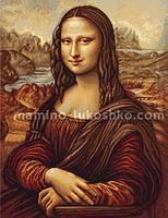 Набор для вышивки крестом Мона Лиза