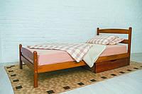 """Кровать """"Лика с ящиками""""  ТМ Олимп"""