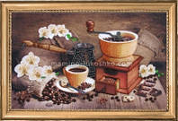 Набор для вышивки бисером Кофе по-турецки