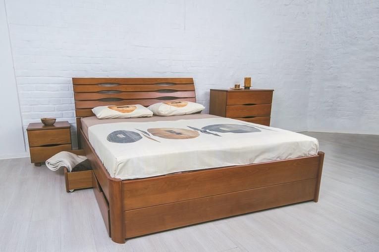 """Кровать """"Марита Люкс с ящиками""""  ТМ Олимп, фото 1"""