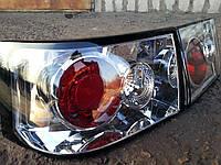 Задние стопы на ВАЗ 2110 модель Лексус (хром)