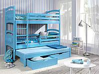 Ліжко тріо Бембі