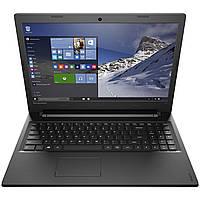 Самый недорогой ноутбук на SSD-диске Lenovo IdeaPad 100-15 IBD (80QQ00YHUA)