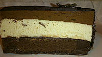 Шоколадно-мятный торт
