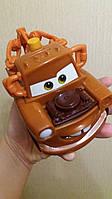 Машинка Метр  Mattel тачки
