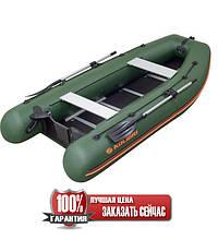 Надувний човен Колібрі КМ-330DSL моторна кільової