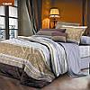 Постельное Белье Viluta комплект Ранфорс, Евро размер Вилюта хлопок 100%  Арт. 12649