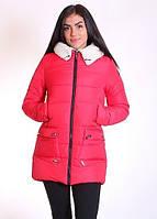 Теплая курточка на флисовой подкладке