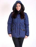 Женская курточка на холодную зиму