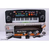 Пианино синтезатор MQ-803 + USB + микрофон!