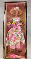 Кукла Барби коллекционная Весенние Лепестки / Avon Exclusive Sprint Petals Barbie  2nd in Series (1997)