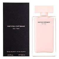 Narciso Rodriguez For Her парфюмированная вода 100 ml. (Нарциссо Родригез Фо Хе)