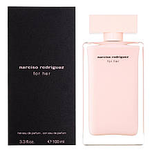 Narciso Rodriguez For Her парфумована вода 100 ml. (Нарциссо Родрігез Фо Хе)
