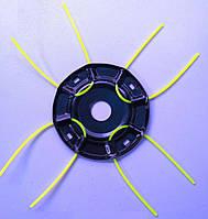 Диск универсальный с леской для тримера / бензокосы - (паук)