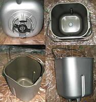 Ведро контейнер емкость форма для хлебопечки LG ЛЖ на 2 литра 5306FB2100A, 5306FB2074B.