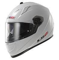 Шлем интеграл LS2 FF322 CONCEPT II GLOSS WHITE