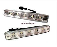 Дневные Ходовые Огни DRL DIY 2X6W LED , фото 1