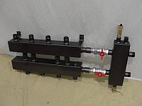 Коллектор балансировочный с отдельной гидрострелкой до 60 кВт
