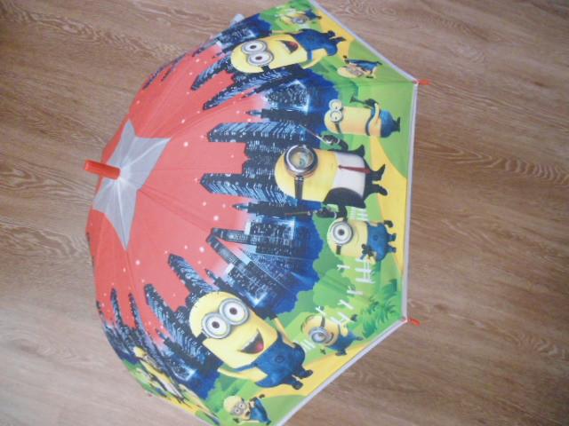 Зонт зонтик трость полуавтомат детский