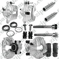 Суппорт, ремкомплект суппорта Renault Trafic / Opel Vivaro / Nissan Primastar