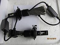 Светодиодные лампы SUPER LED H3 12-24V 6500/3200 lm с диодоми OSRAM