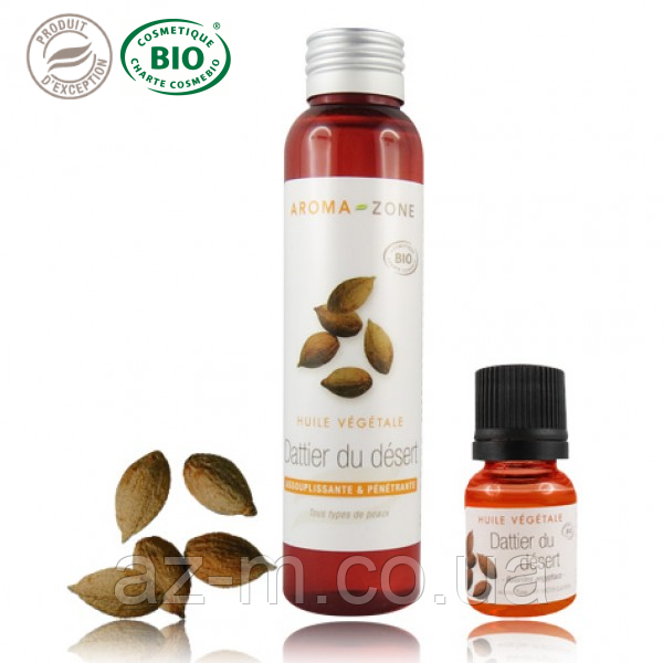 Финиковой пальмы BIO растительное масло (Dattier du desert)
