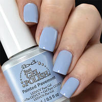 Гель-лак IBD Just Gel Polish Painted Pavement, фиолетово-голубой