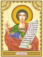 Схема для вышивки бисером Святой Роман