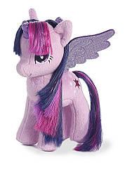 Май литл пони Сумеречная Искорка мягкая плюшевая игрушка / My Little Pony Princess Twilight Sparkle
