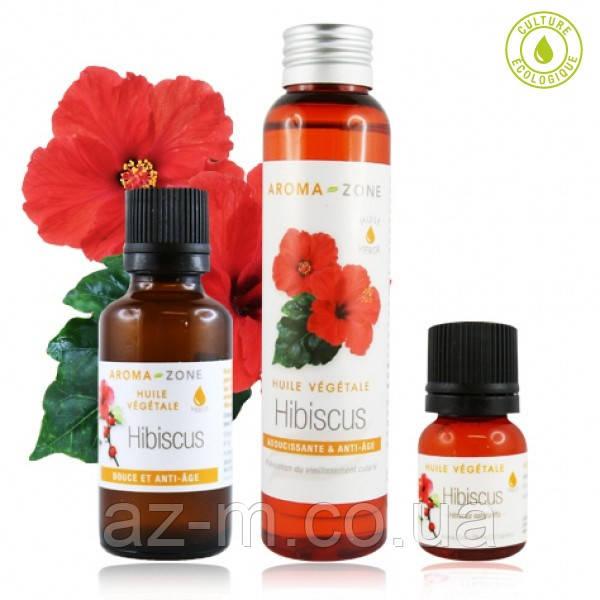 Гибискус (Hibiscus sabdariffa) растительное масло
